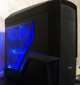 Игровой компьютер FX8320, 16Gb DDR3, 1060 6Gb, SSD