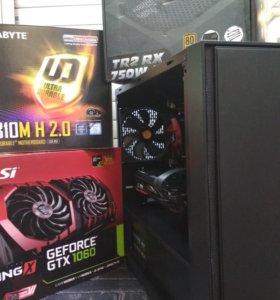 Игровой пк i5 8400 GTX 1060 16GB DDR4