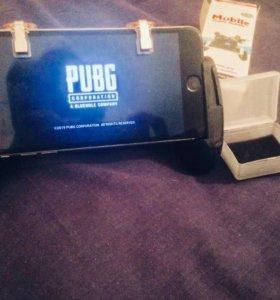 Mobile Gamepad. Геймпад для смартфона