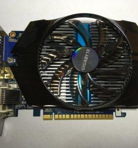 Видеокарта Gigabyte GeForce GTX 650 2GB
