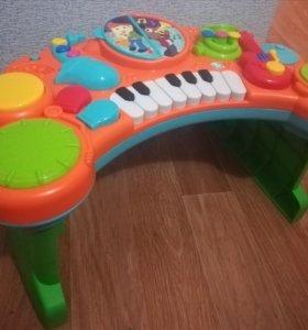Детский синтезатор Bkids Music Combo