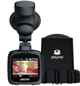 Playme MAXI видеорегистратор с радар-детектором