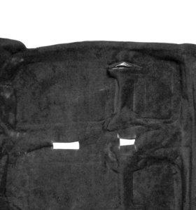 """Обивка пола """"ковер"""" и багажника 2110, приора"""
