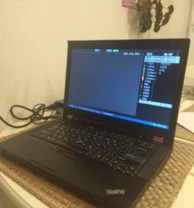 Ноутбук lenovo t420 core i3