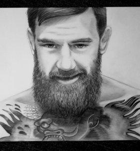 Рисую портреты карандашом с качественного фото
