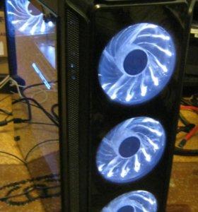 Игровой i7 3770/8Gb/500Gb/550W/H77/pubg