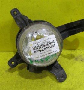 Птф передняя правая Hyundai IX35 10-15