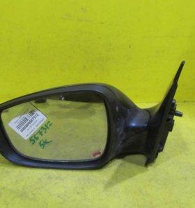 Зеркало левое Hyundai Solaris (11-17) 5 конт