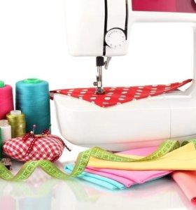 Ремонт одежды пошив