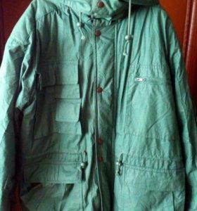 Мужская куртка р.54, новая.