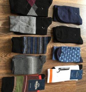 Носки мужские (новые)