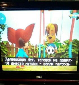Телевизор кинескопный LG 54 см диагональ