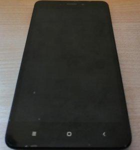 Xiaomi Redmi 4A полный сенсорный экран