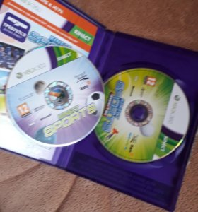 Игра для XBOX 360-KINECT SPORTS ULTIMATE COLLECTIO