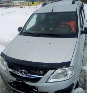 ВАЗ (Lada) Largus, 2012
