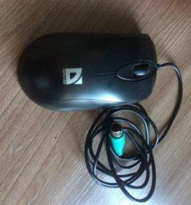 Мышка лазерная