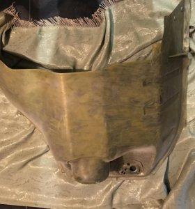 Задняя арка внутренняя левая ваз 2110 , приора
