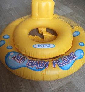 Круг для плавания от 1 года