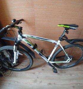 Велосипед Mongoose Tyax Expert 29 (2015)