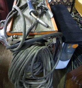 Сварочный трансформатор полуавтомат на 380 вольт