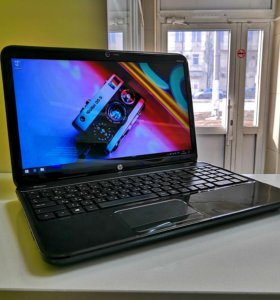 Мощный HP Pavilion (Core i5-3230M Radeon 7670 2Gb)