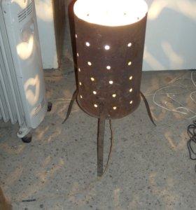 Обогреватель лампа для циплят утят 1кВт