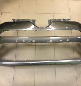 Передний бампер Toyota RAV4, 2017 г.в