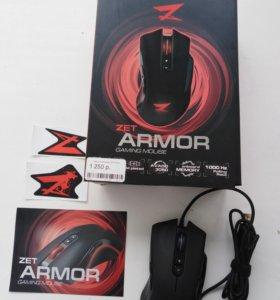 Мышка игровая. Zet Armor