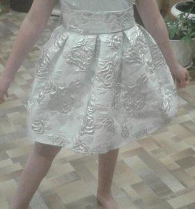Платье дев.
