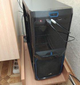 Игровой компьютер /Ryzen 5 1600/GTX 1060 6gb/16gb
