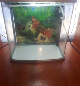 Продам заводской аквариум