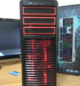 Игровой компьютер на базе i7-3770 + GTX1070