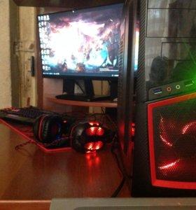 Игровой компьютер Gtx 1060 6GB