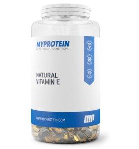 Витамины E MyProtein