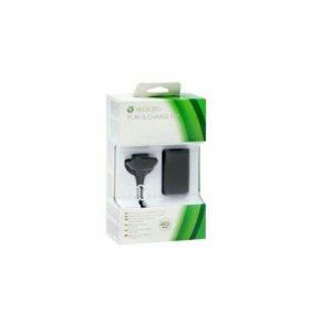 Xbox 360 Шнур И батарейка