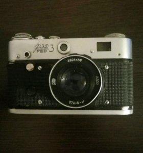 Фотоаппарат ФЕД 3