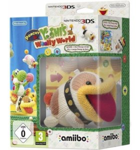 Yoshi's Woolly World collectors edition 3DS 2DS