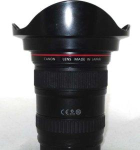 Объектив Canon EF 17-40 MM F/4 L USM
