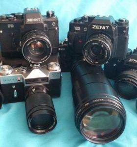 Фотоаппарат Зенит-ЕТ, Зенит-122