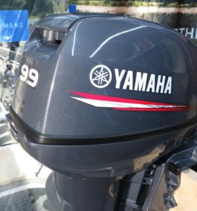 Лодочный Мотор YAMAHA 9.9GMHS Ямаха 9.9 ПЛМ Япония