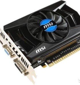 Продам видеокарту MSI GeForce GTX 750 1gb.