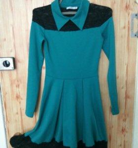 Платье для девочки на 12 лет