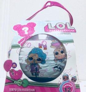 Кукла Лол Большой сюрприз в шаре 12 серия