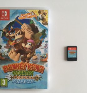 Donkey Kong Country: TF для Nintendo Switch