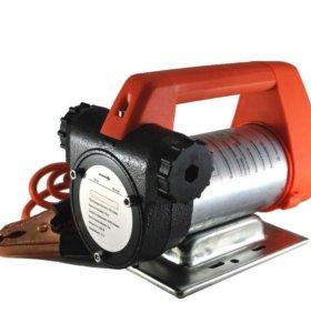 Насос для дизельного топлива 24V (20-80 л/м) помпа