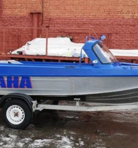Казанка 5М4 год выпуска 2005