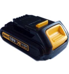Аккумулятор DeWalt DCB185