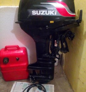 Лодочный мотор Suzuki DT30