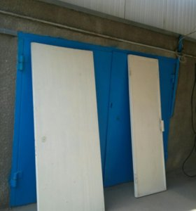Дверь б/у 800/2000 мм - 5шт 600/2000 мм - 1шт