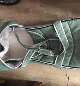 Переноска и сумка для мамы!